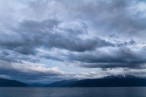 Fjord Clouds